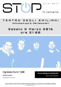 stop live 5 marzo 2016