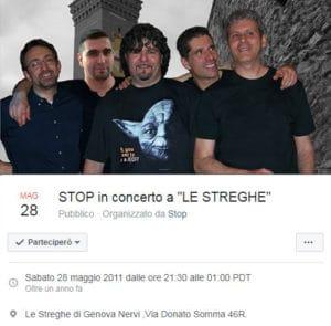 stop live 28 maggio 2011