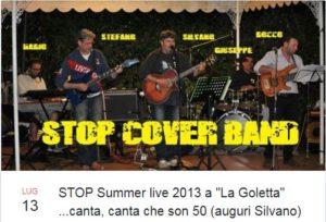 stop live 13 luglio 2013
