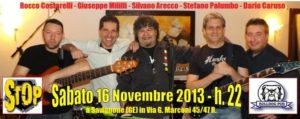 stop live 16 novembre 2013