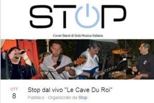 stop live 8 ottobre 2016