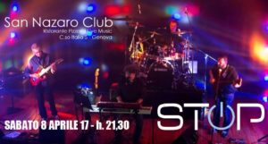 stop live 8 aprile 2017