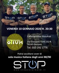 stop live 10 gennaio 2020